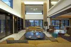 Imposing luxury residence in India: PA House