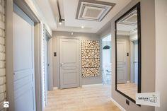 mieszkanie dla singla - Hol / przedpokój, styl minimalistyczny - zdjęcie od Tektura Studio