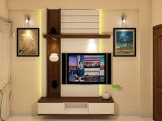 Tv Cabionet on Behance Bedroom Tv Unit Design, Wall Wardrobe Design, Tv Unit Furniture Design, Tv Unit Interior Design, Living Room Tv Unit Designs, Bedroom False Ceiling Design, Tv Wall Design, Modern Tv Unit Designs, Modern Tv Wall Units