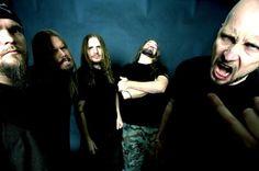 Sweden's Meshuggah.