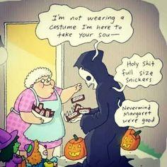 Happy Halloween! haha !