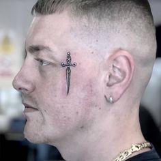 What is the difference between black face tattoo and black and white tattoo? tattoos,tattoos for women,tattoos for guys,tattoos for women small,tattoos for women half sleeve,tattoos ideas,tattoos ideas unique, #tattoos #tatuaje #ink #tatuajes #tatuagemmasculina #tatuagemfeminina #tatuagemdelicada #tatuagem #bodyart #tattooideen #tattoovorlagen Small Face Tattoos, Face Tats, Unique Tattoos, Tattoos For Women Half Sleeve, Tattoos For Women Small, Sleeve Tattoos, Tattoos For Guys, Tattos, Body Art