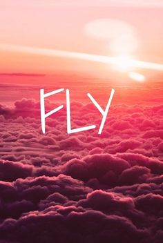 Fly #sky #clouds #photography