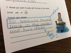 These Smartass Test Answers Were Probably Not What The Teacher Was Looking For... | FB TroublemakersFB Troublemakers