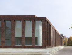 Galería - Universidad Jacobs / Max Dudler and Dietrich Architekten - 9