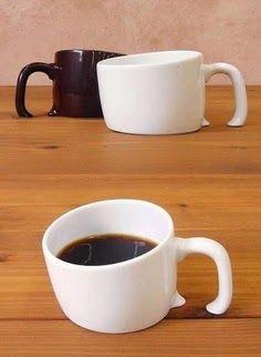 Best Photo pottery mugs creative Thoughts Broken or not. mugs. ceramics Broken or not. mugs. Best Coffee, Coffee Time, Coffee Cups, Coffee Creamer, Espresso Coffee, Morning Coffee, New Swedish Design, Logo Mugs, Deco Design