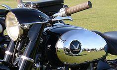Vintage Benly Honda Motorcycle - OMG!!