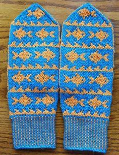 A Mitt Called Wanda Knitting pattern by WendyKnits Mittens Pattern, Knitting Socks, Mitten Gloves, Crochet Fall, Knit Or Crochet, Double Crochet, Knitting Projects, Knitting Patterns, Mittens