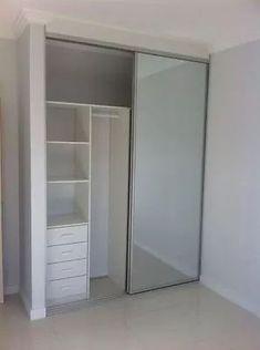 42 Trendy bedroom closet design built in wardrobe sliding doors Wardrobe Door Designs, Wardrobe Design Bedroom, Wardrobe Doors, Wardrobe Closet, Built In Wardrobe, Closet Designs, Wardrobe Ideas, Wardrobe With Mirror, Mirrored Wardrobe
