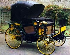 Louder and Funnier: Cars of the 1800's