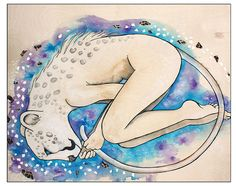 Marie-Helene Pierre © Creative Art, My Arts, Illustration, Animals, Paint, Animales, Animaux, Animal, Illustrations