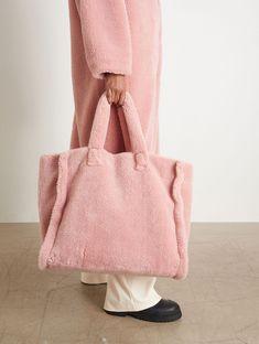 Only Fashion, Fashion Bags, Diy Vetement, Fur Bag, Beaded Bags, Mode Style, Diy Clothes, Purses And Handbags, Ideias Fashion