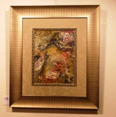 Abstract  #1-Joseph Carter-Gallery Show-December 2015
