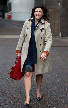 Kirstie Allsopp - Kirstie Allsopp At London Studios Susannah Reid, Save The Children, Slit Skirt, Sexy Older Women, Love And Light, Designing Women, Nice Dresses, Celebs, London