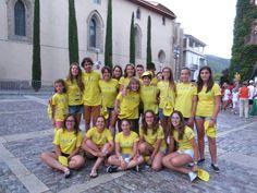Club CADI Canoë-kayak. 2014. La Seu d'Urgell.