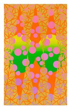 Caribbean Sunset 1, 2016 by Mari Rantanen. Acrylic and pigment on canvas, 200x125 cm, 16500€. Inquiries sari.seitovirta@seitsemanvirtaa.com / GALERIE SEITSEMÄN VIRTAA Helene Schjerfbeck, Caribbean, Contemporary Art, Art Pieces, Sculptures, Sari, Sunset, Artist, Painting