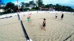 Tennis 'n Beach Camp in Fuerteventura (Jan. 2016) | Community / Training / Camps #tennisnbeach on Instagram, Youtube, Facebook and www.tennisnbeach.de  #Tennis #Beachvolleyball #Community #Training #Camps #Mainz #Wiesbaden #RheinMain #California