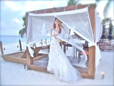 A dream on the beach...