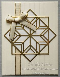 Christmas Quilt, Quilt Builder, Stampin' Up!
