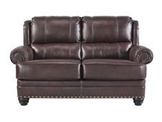 Lowest price on Signature Design by Ashley Glengary Chestnut Loveseat 3170035. Shop today!