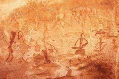 Imagen de http://upload.wikimedia.org/wikipedia/commons/thumb/3/3b/Rock_Paintig_Twyfelfontein_Namibia.jpg/800px-Rock_Paintig_Twyfelfontein_Namibia.jpg.