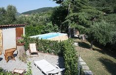 Lucca Villas Four bedroom antique liberty with swimming pool la torre