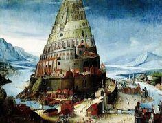Tobias Verhaecht – The Tower of Babel c1620