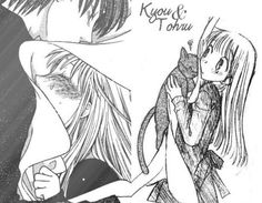 18 Ideas fruit basket anime kyo fan art for 2019 Fruits Basket Cosplay, Fruits Basket Manga, Fruits Basket Quotes, Anime Couples Drawings, Cute Anime Couples, Comic Manga, Manga Anime, Manhwa, Another Anime