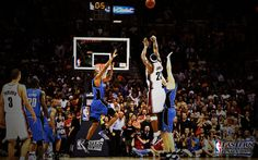 LeBron James' Game winning shot against the Orlando Magic during the 2009 Eastern Conference Finals