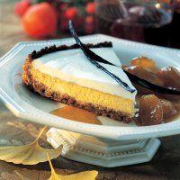 Recette cheesecake au potiron - Marie Claire Idées