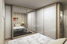 Small Bedroom Wardrobe, Wardrobe Room, Bedroom Ceiling, Home Bedroom, Bedroom Decor, Bedroom Ideas, Diy Christmas Decorations Easy, Luxurious Bedrooms, House Design