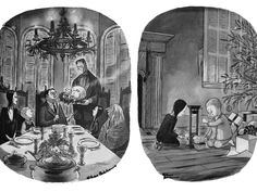 The Addams Family comic strip by Charles Addams