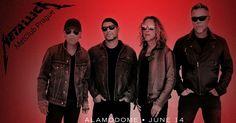 Metallica Alamodome June 14, San Antonio TX 2017!!!