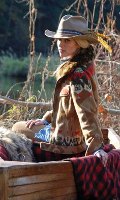 ❤ Cowgirls ❤ Canoe Jacket