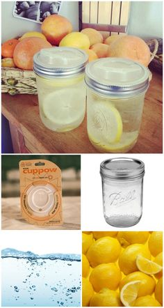 You should be drinking lemon water every single day. Having some in the morning promotes healthy digestion, clearer skin, and a BIG boost of energy when you need it most (and without the side effects of coffee or energy drinks). Keep some by your bed and sip spill-free from a mason jar with a Cuppow lid. They're 100% recycled and made here in the USA. Get a jar and lid and more with free shipping straight from Cuppow!