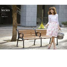 【楽天市場】【lecies レシーズ】優木まおみさん着用 Spring brings to new Life カタログ:tocco