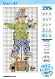 Gallery.ru / Фото #21 - Cross Stitch Crazy 090 октябрь 2006 - tymannost