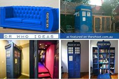 All Things Dr.Who !