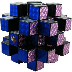 Sharp Cube - Rotation Brain Teaser Puzzle