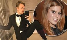 Royal watchers were agog last week when Princess Beatrice was spotted emerging from London's trendy Soho House with a dashing mystery man. Now I can reveal his identity: Mark Guiducci.