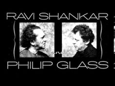 Ravi Shankar and Philip Glass - 1990 «Passages»