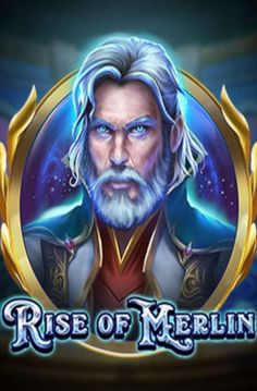 Destiny of a great video slot rests on the shoulders of a daring player.   That is you, and you have the destiny of Albion in your own hands with Rise of Merlin by Play'nGO.