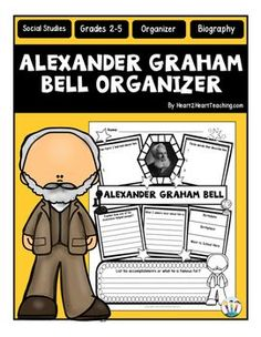 a look into life and inventions of alexander graham bell Money life the daily cut  scottish inventor alexander graham bell (1847-1922) who invented the telephone  1885, they couldn't just drop it into .