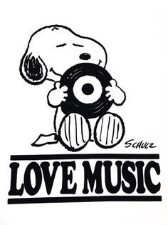 Snoopy Love music