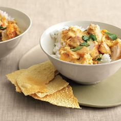 Chicken Curry in a Hurry | MyRecipes.com