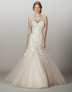 wedding dress trends 2013 Mark Zunino Wedding Dresses Glendalough Manor Bride | Green Wedding Ideas