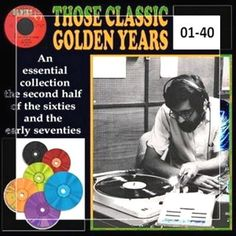 Bate-Boca & Musical: VA - Those Classic Golden Years (2008) 40CDs