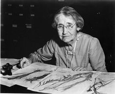 """Mary Agnes Chase (1869–1963) was an expert on grasses. She often had to fund her own research trips to South America, since it was considered """"inappropriate"""" for women to do fieldwork."""