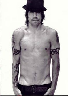 The heart throbbing Anthony Kiedis
