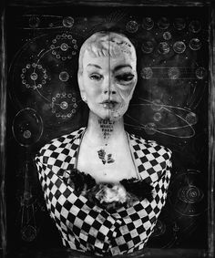Carol Golemboski — Fraction Magazine Francesca Woodman, Pseudo Science, Still Life Images, Vintage Props, Gelatin Silver Print, White Magic, Ap Art, Human Emotions, Queen Of Hearts
